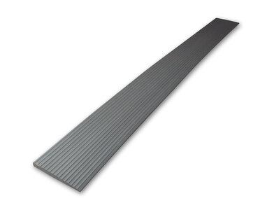 rubberen drempelhulp 8 mm hoog